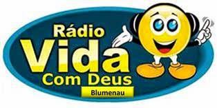Web Rádio Vida Com Deus de Blumenau SC ao vivo