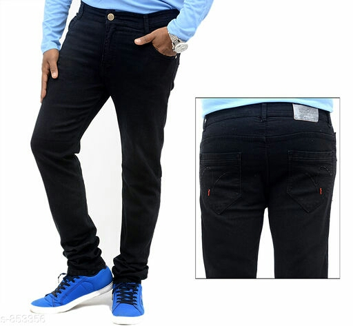 Comfy Denim Men's Jeans