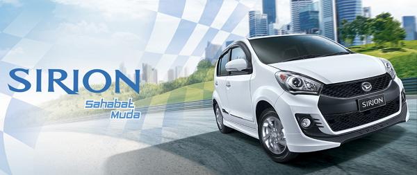 Spesifikasi Harga Daihatsu Sirion Bandung