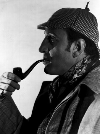 ClassicForever Sherlock Holmes is pretty darn cool by