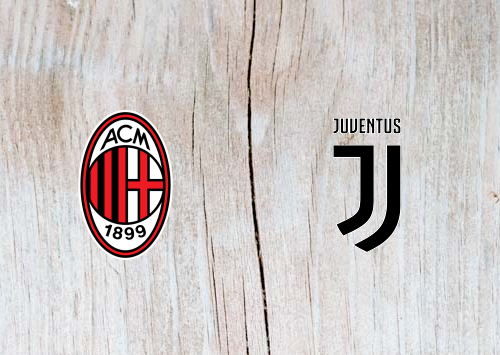 AC Milan vs Juventus Full Match & Highlights 11 November 2018
