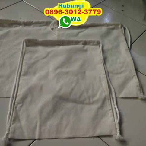 cara membuat tas blacu dari kain perca 52585