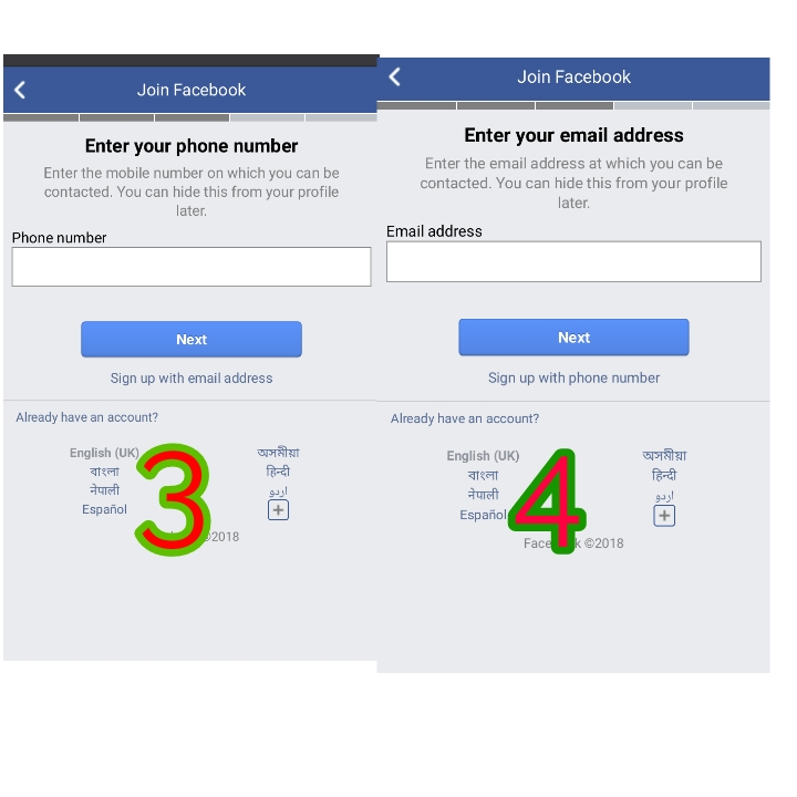 create facebook, create new facebook,fb login, facebook app, create new facebook account