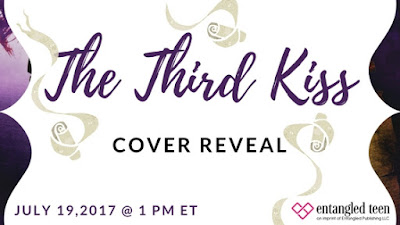 Cover Reveal: The Third Kiss by Kat Colmer