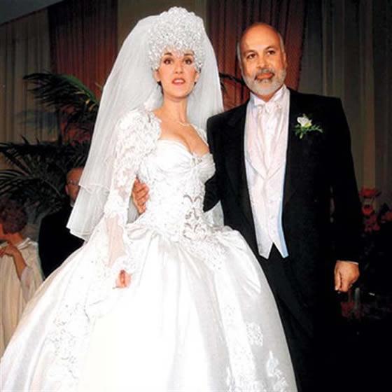 12 Celebrity Wedding Dresses And Its's Clones | Wedding ...