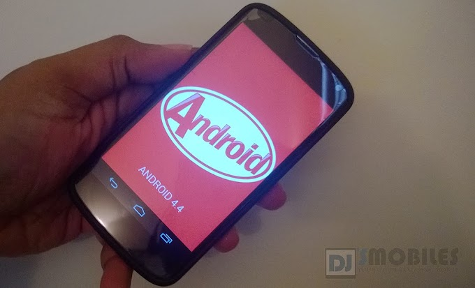 Android 4.4 KitKat demonstrated on the Google Nexus 4