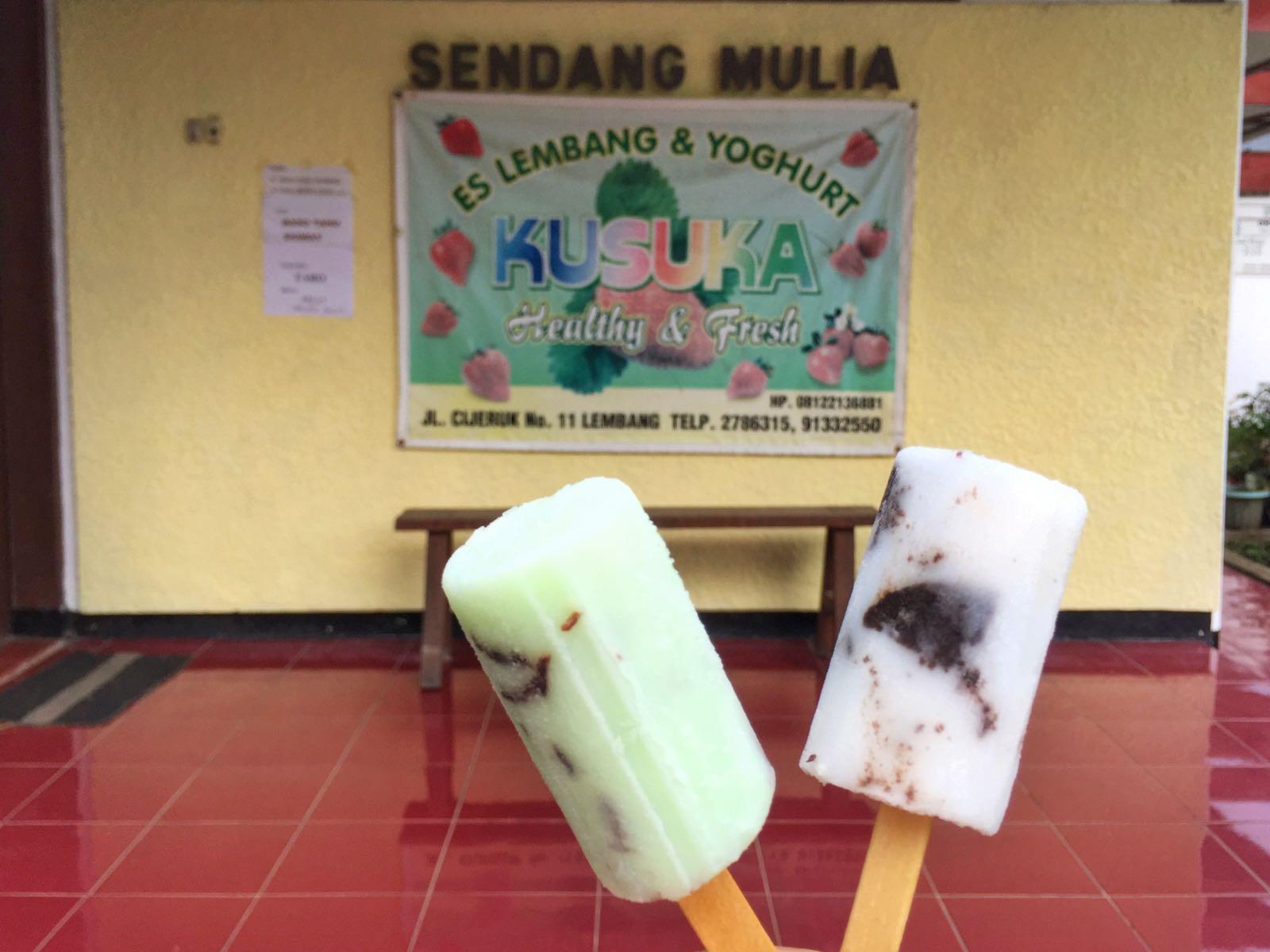 Lokasi Es Mambo Lembang Bandung