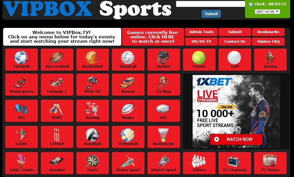 VipBox: Top 5 Best Sports Streaming Alternatives ...