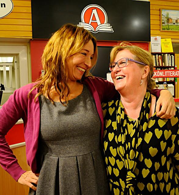 Martina Haag: Bokens Afton I Sundsvall: Martina Haag är Gäst På Bokens