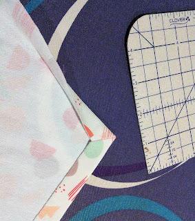 Creates Sew Slow: TSW Odette mitred corner