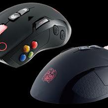 Tt eSports Volos MMORPG, Mouse Gaming yang Dibekali Tombol ala Gamepad