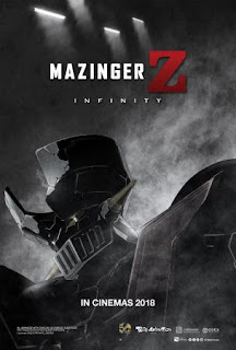 Film Mazinger Z: Infinity 2018