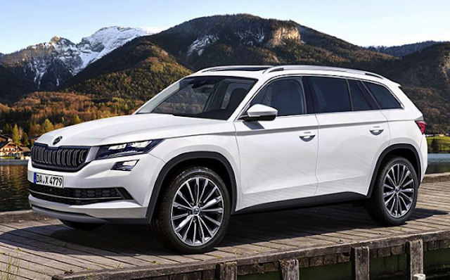 2019 Skoda Kodiaq, the Czech Version of Our Next VW Tiguan