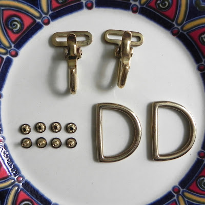 brass fittings from Merchant & Mills