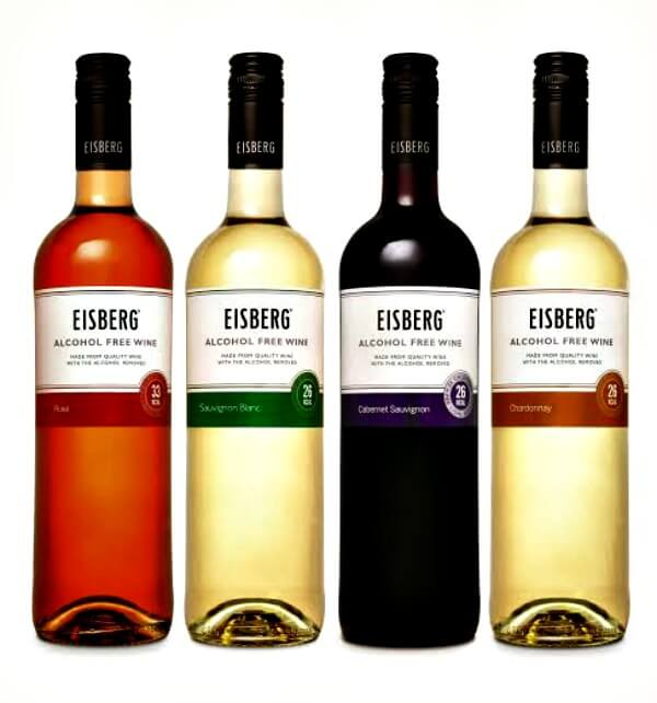 Eisberg Alcohol Free Wine