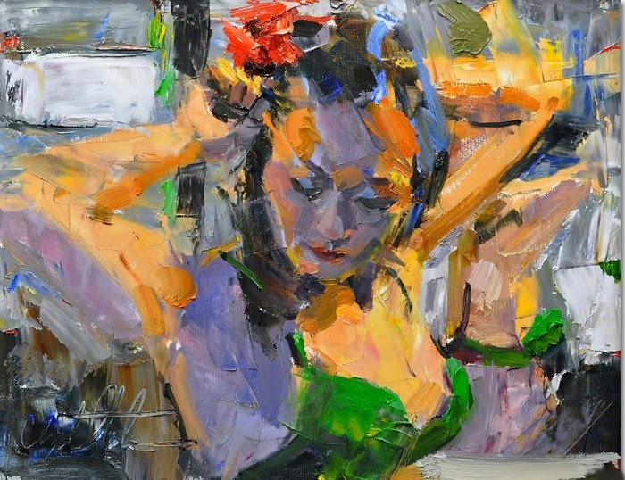 Современное искусство. Clyde Steadman