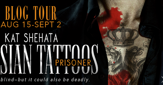 The Russian Tattoos: Prisoner by Kat Shehata; Blog Tour hosted by Xpresso Reads