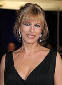 foto de la actriz francesa Karin Viard