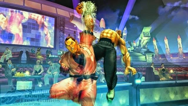 Ultra Street Fighter IV Pc Game Free Download Full Version