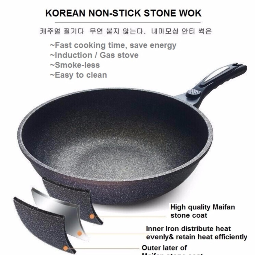 rosedelightshop mr chocolate non stick maifan