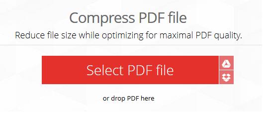 cara kurangi size pdf