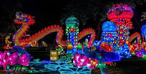 EXPO NEW MEXICO - STARTS 10/05/18 to 12/2/18 -  DRAGON LIGHTS FESTIVAL