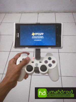 Game Clip Android Menggunakan Stick PlayStation