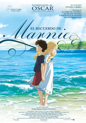 When Marnie Was There 2014 DVD R1 NTSC Latino