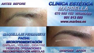 MICROPIGMENTACIÓN CEJAS VALENCIA MICROPIGMENTACIÓN MARBELLA CLÍNICA ESTÉTICA los mejores especialistas en maquillaje permanente en Valencia