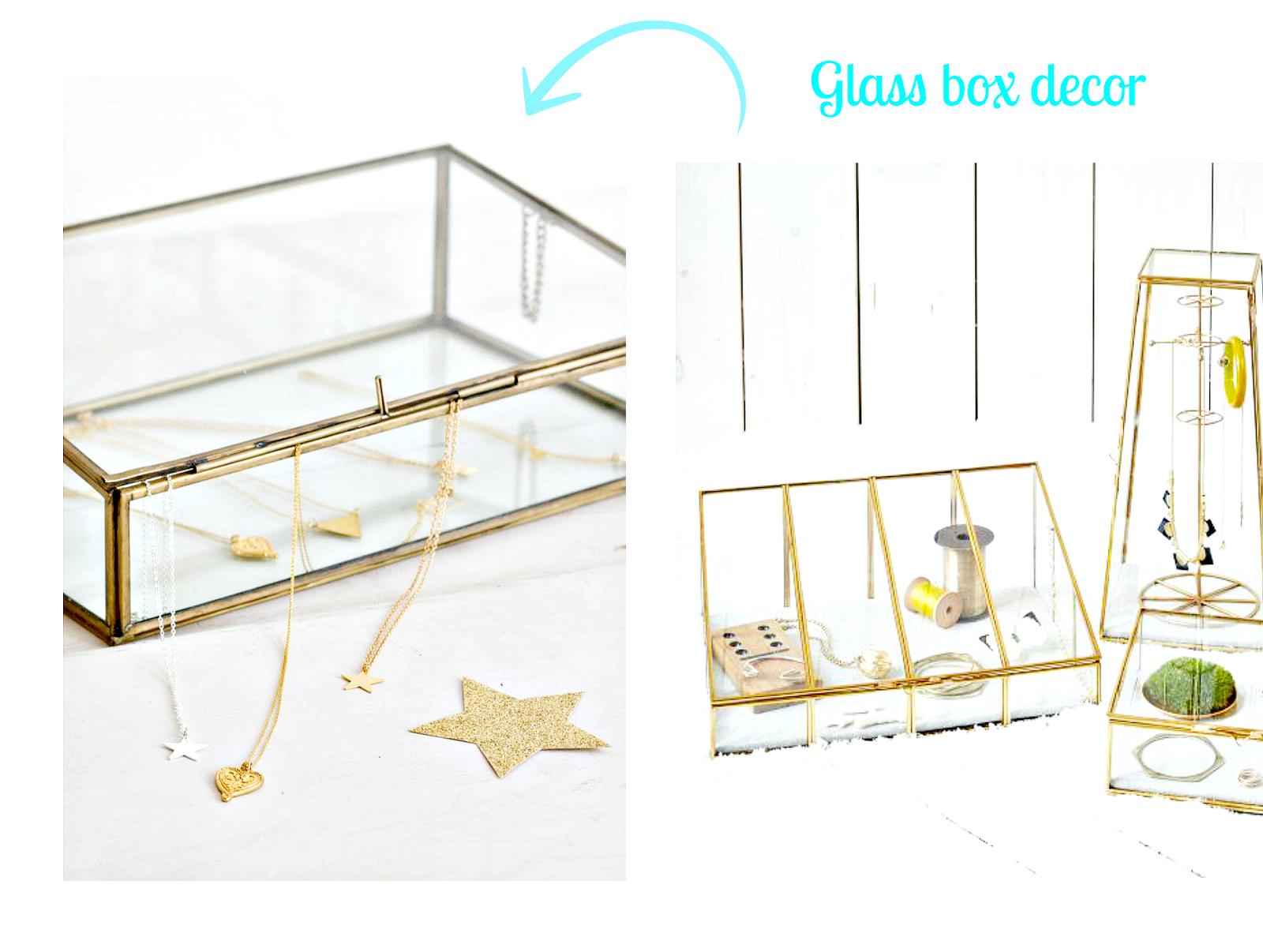 szklane pudełka