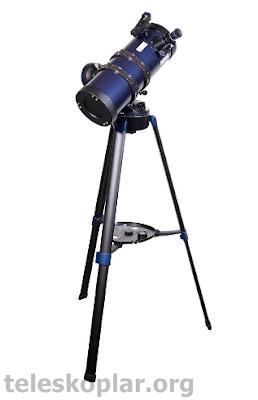Meade StarNavigator 130 teleskop incelemesi