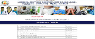 TN MRB Plaster Technician