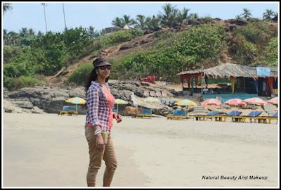 Ozran or Little Vagator Beach, North Goa