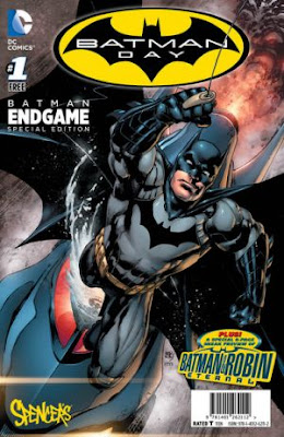 Batman Day Cover