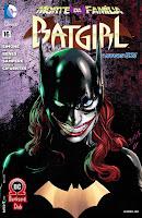 Os Novos 52! Batgirl #16