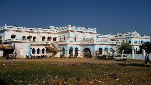 Bastar Palace in Jagdalpur, Bastar