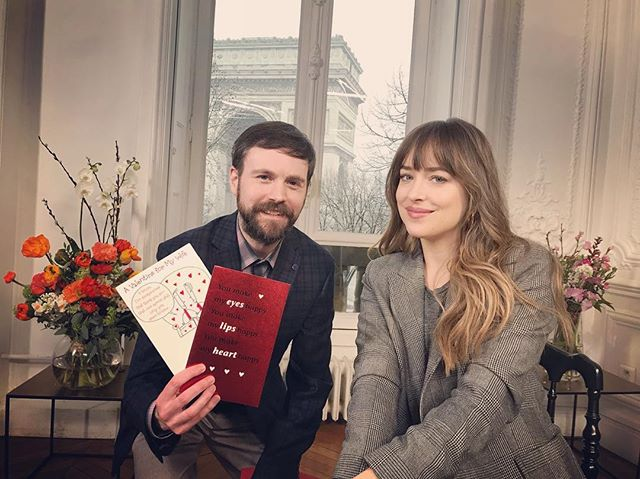 Dakota johnson life pictures of dakota doing press junket for pictures of dakota doing press junket for fifty shades freed in paris france today february 6th 2018 ccuart Image collections