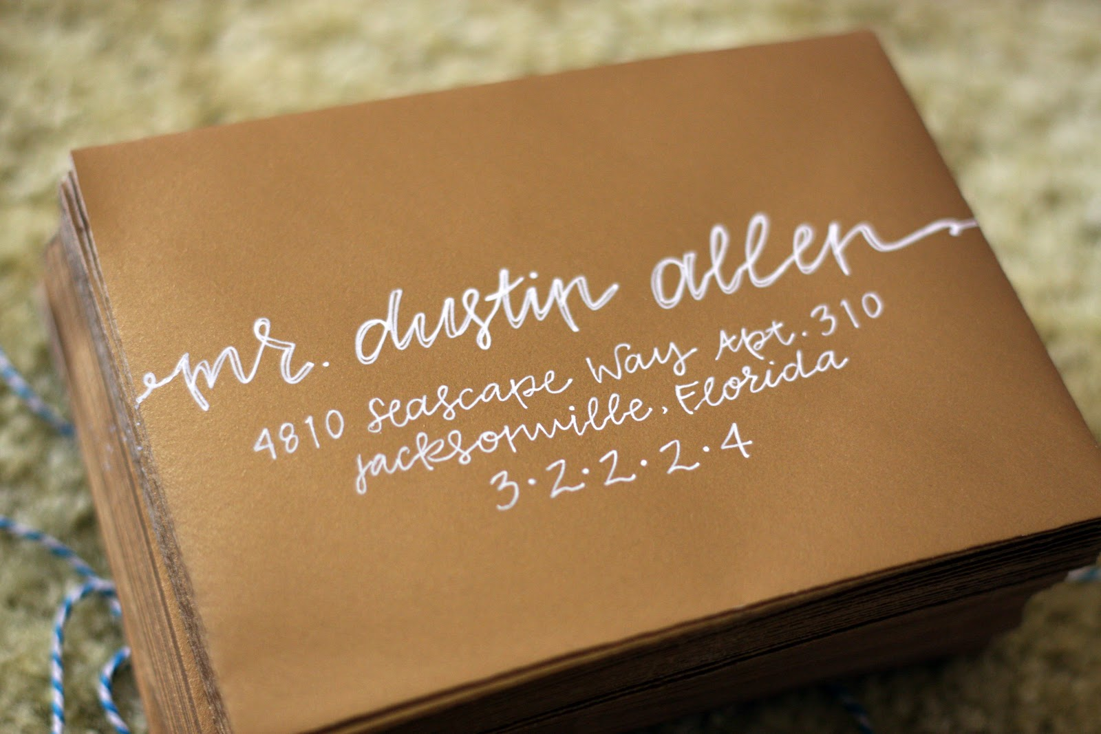 How to address wedding invitation envelopes | ann's bridal bargains.