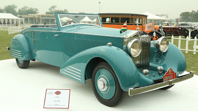 100 Rolls Royce Vintage Car HD Photos Collection 02