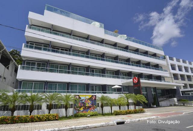 Hospedagem em João Pessoa - Hotel Nord Class Cabo Branco