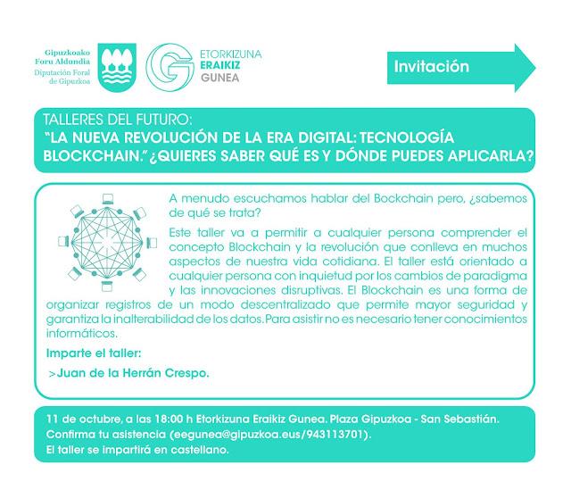 Blockchain Juan de la Herrán