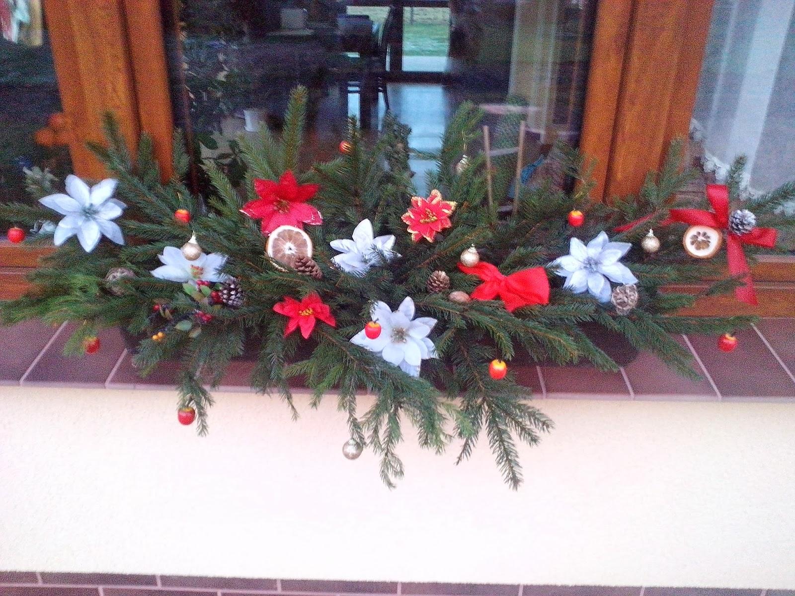 Handmadecarolain Dekoracje świąteczne