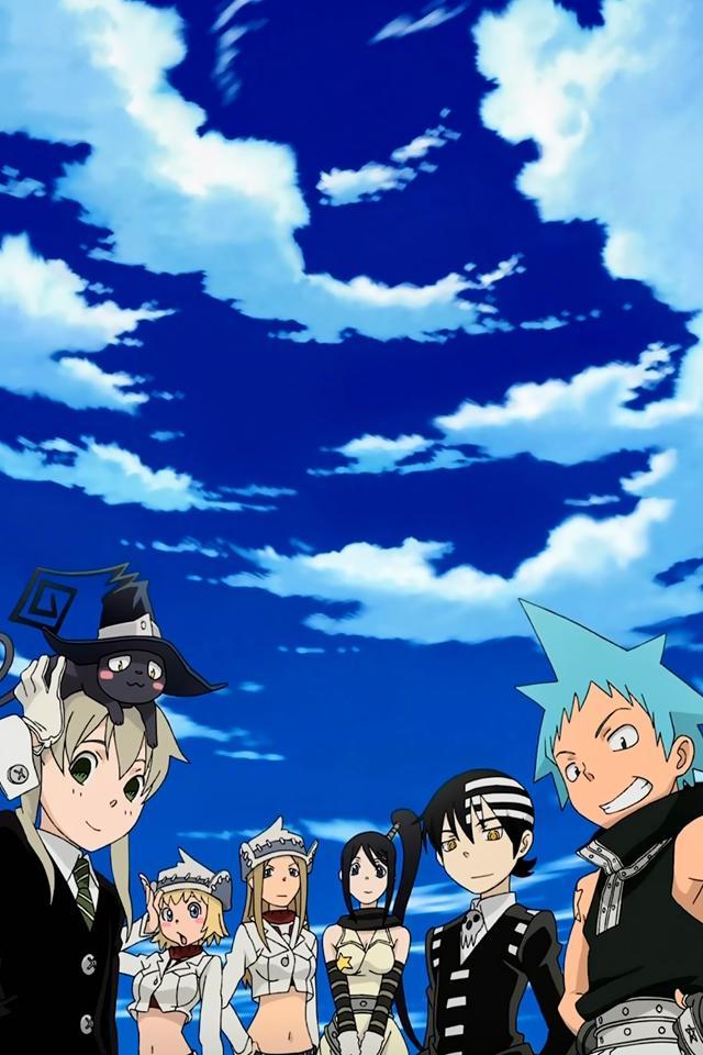 Japanese Anime Wallpaper Soul Eater 1 Wallpaper