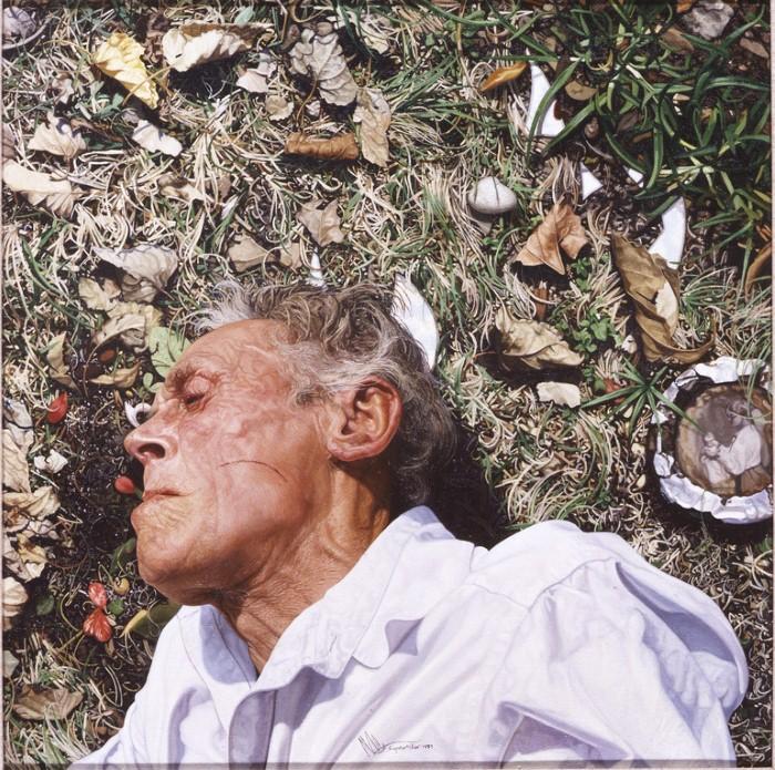 Современный британский художник. Philip Harris