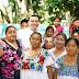 Renán Barrera fortalecerá la atención dirigida al sector femenino