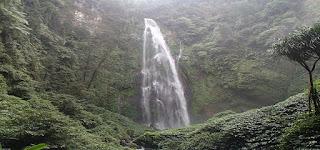 Air Terjun Tiu Sekeper, Air Terjun Tertinggi di Pulau Lombok yang Sangat Eksotis
