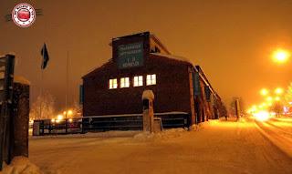 Museo Korundi, Rovaniemi, Finlandia