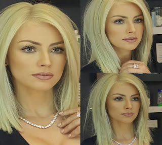 Natalia Rivera nuevo corte y color de cabello