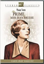 Maggie Smith - The Prime of Miss Jean Brodie DVD