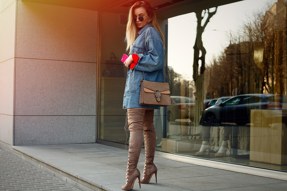 Suede Boots For Your Fashion Needs 2